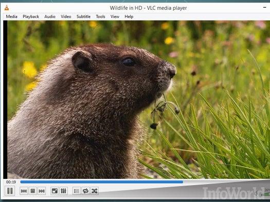 Top free desktop media tool: VLC Media Player