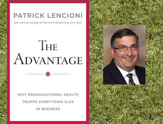 The Advantage book cover