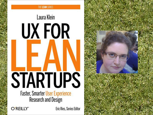 UX for Lean Startups book cover