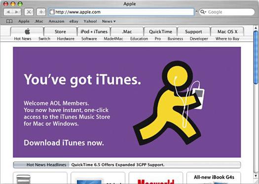 Safari browser beta 2003