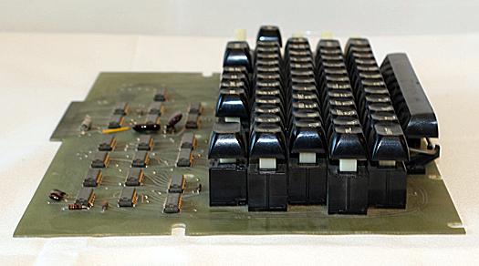reed switch keyboard
