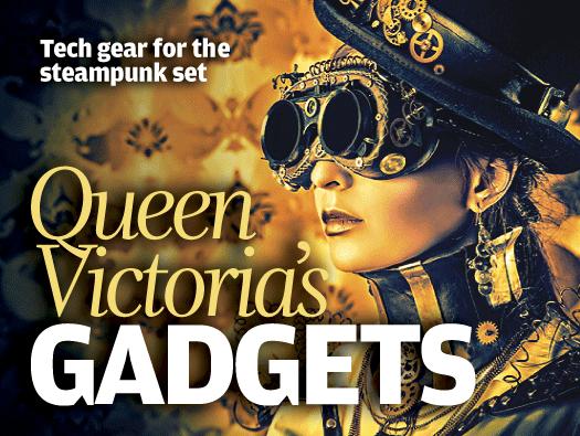 steampunk gadgets