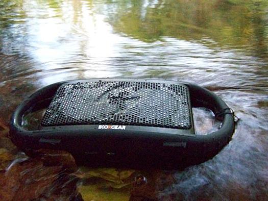 Ecoxgear Ecoxbt speaker
