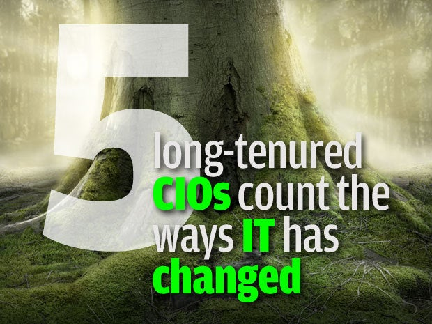 5 long-tenured CIOs