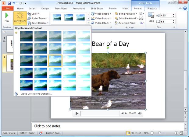 New video editing tools