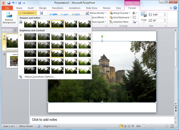 New image editing tools
