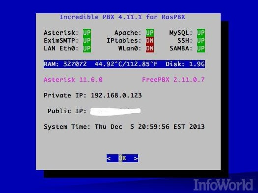 Asterisk VoIP for Raspberry Pi