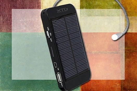 XTG Solar Charger
