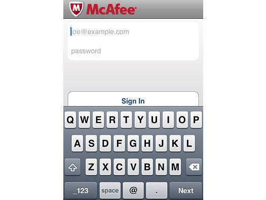 McAfee Enterprise Mobility Management (EMM)