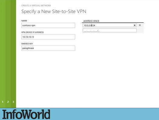 Multitenant VPN gateway