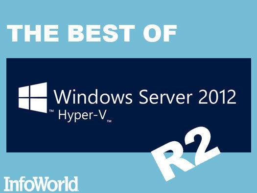 Windows Server 2012 R2 Hyper-V highlights