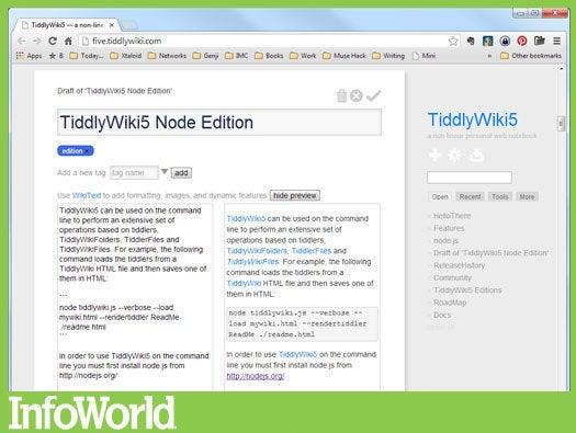 Beyond the Web: 10 creative Node js projects | Computerworld