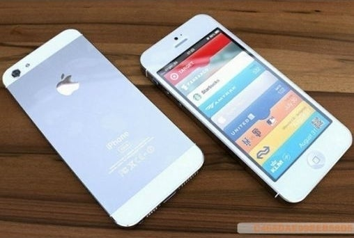 New iPhone 5 release date nears: More pictures leak