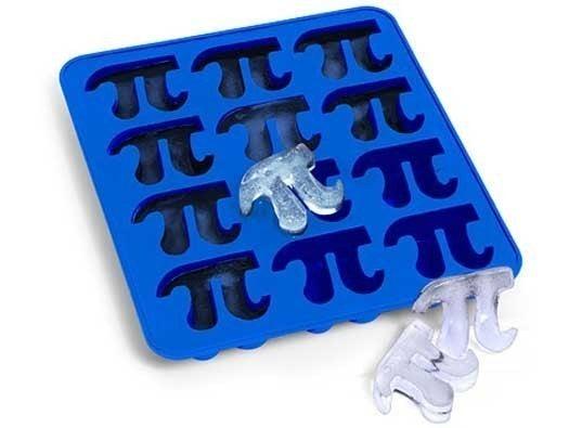 Pi Symbol Ice Cube Trays