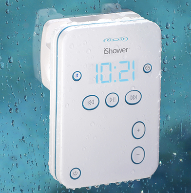 iShower Bluetooth speaker