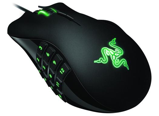 Razer Naga Expert MMO Gaming Mouse