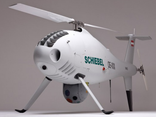 Schiebel Camcopter S-100 drone