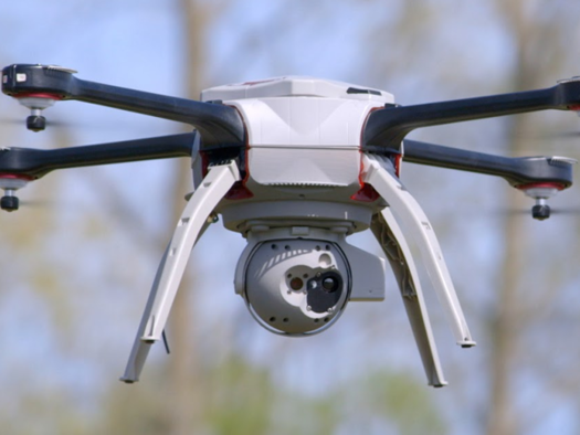 Aeryon Scout drone