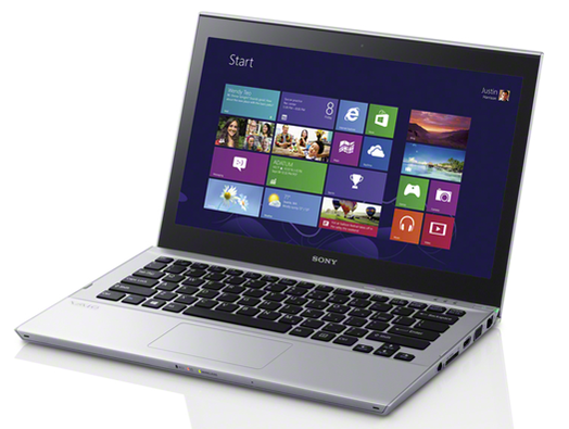Sony Vaio T Series 13 ultrabook