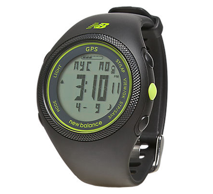 New Balance GPS Runner sports watch