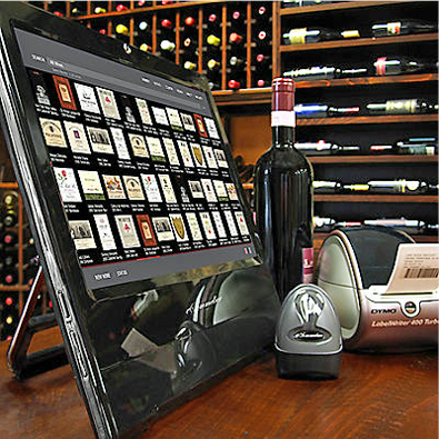 eSommelier Wine Inventory System