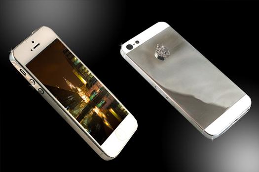 platinum iPhone 5