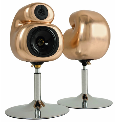 D&W Aural Pleasure Loudspeakers