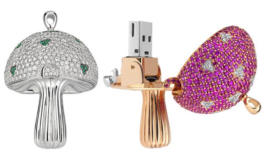 Magic Mushroom USB key