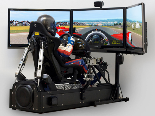 Motion Pro II simulator