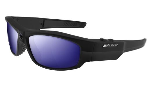 Pivothead video recording sunglasses