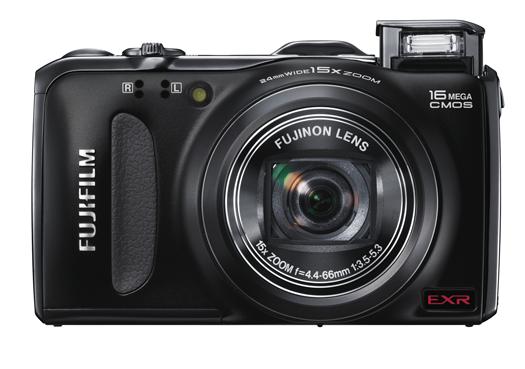 Fujifilm FinePix F600EXR digital camera