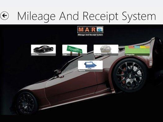 Mileage and Receipt System