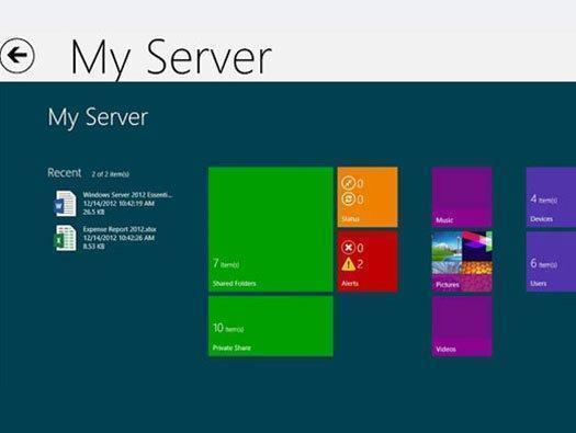 My Server