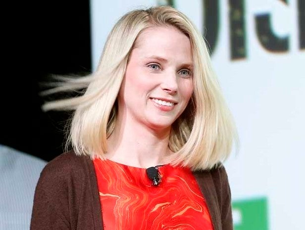 Marissa Mayer, Yahoo! CEO