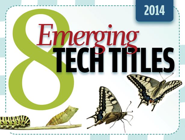 8 emerging tech titles
