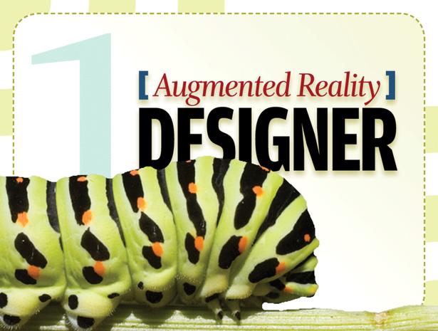 Augmented reality designer