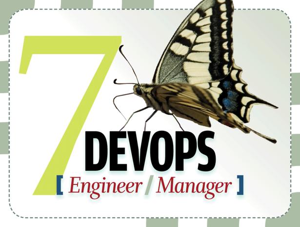 DevOps engineer/manager