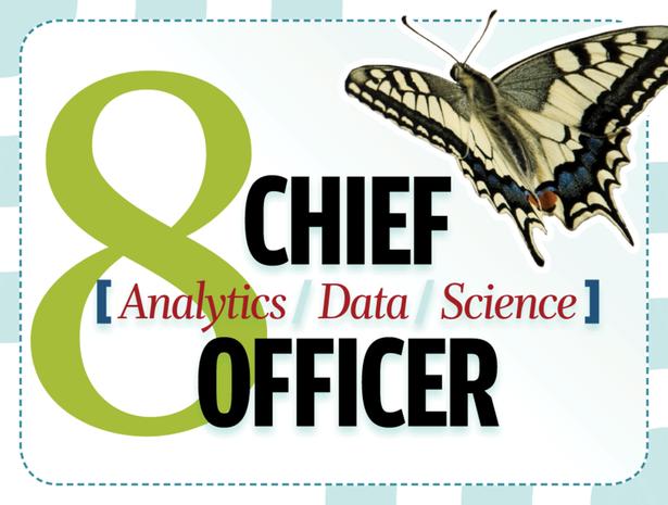 Chief analytics/data/science officer