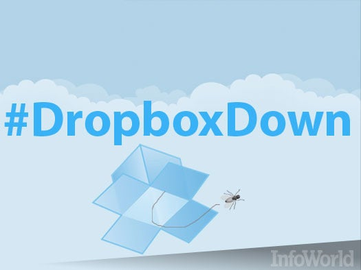 Dropbox drops out