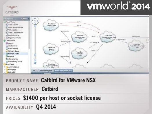 Catbird for VMware NSX