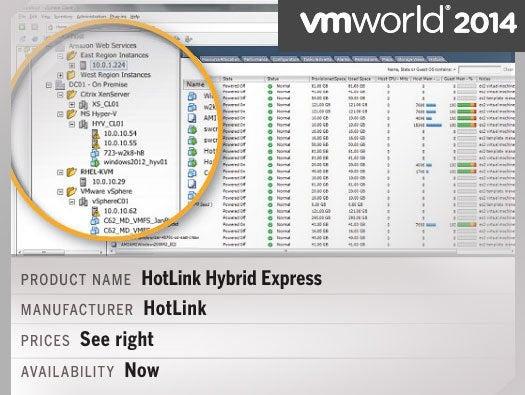 HotLink Hybrid Express