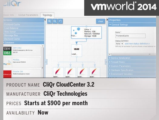 CliQr CloudCenter 3.2