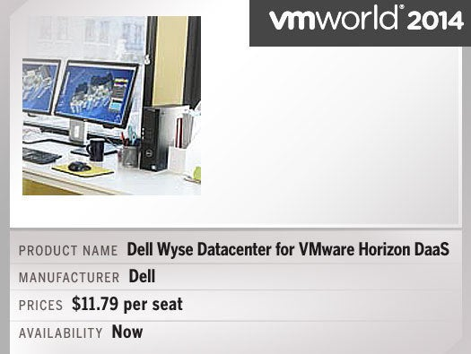 Dell Wyse Datacenter for VMware Horizon DaaS