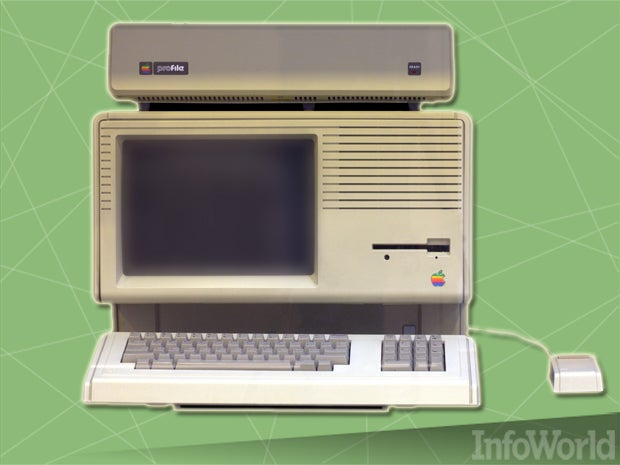 1. Apple Lisa (1983-1985)
