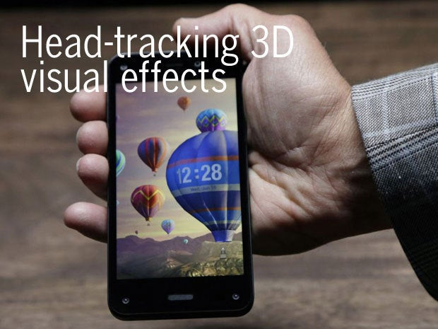 Head-tracking 3D visual effects