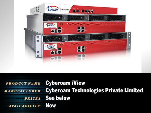 Cyberoam iView