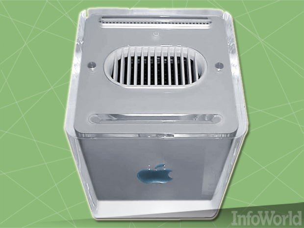 11. Power Mac G4 Cube (2000-2001)