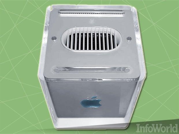 11. Power Mac G4 Cube (2000-2001)