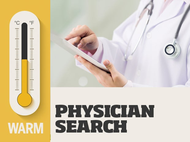Warm: Physician Search