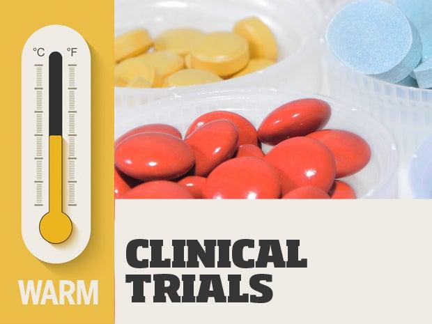 Warm: Clinical Trials